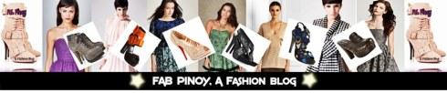FabPinoy A Fashion Blog